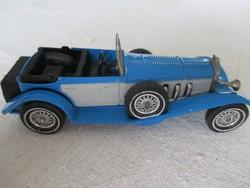 """MATCHBOX, 1928 MERZEDES BENZ """"SS"""", nagy méret. 1972-ben Angliában gyártott modell"""