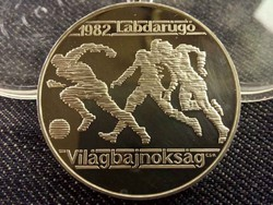 Spanyol Labdarúgó VB 1982 ezüst 500 Forint 1981 /id8140/
