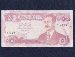 Iraki 5 dínár 1992 - Saddam Hussein/id 6342/