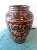 Kiss Mihály Korondi kerámia váza