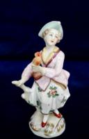 Antik angol porcelán ,gyűjtői darab,jelzett
