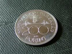 200 forint 1992