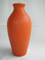 Jelzett kerámia váza