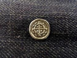 Hibátlan II. (Vak) Béla ezüst dénár ÉH53 1131-1141/id 8300/