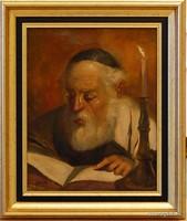 Lukácsné, Bernáth Ilma: Olvasó rabbi