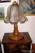 Hatalmas asztali, komód lámpa