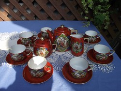 8 sz . Alt wien teás készlet
