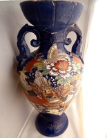 Antik Japán Porcelán Váza Nagy méretű 200-300 év körüli