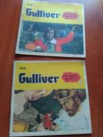 Gulliver az óriások között I-II.