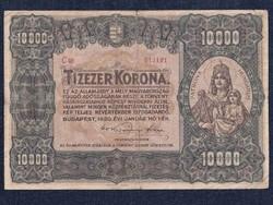 Magyar 10000 korona 1920 (nagyméretű)/id 8647/