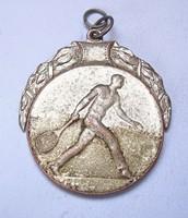 Tenisz érem 1935,KUE III.díj.
