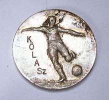 KÖLASZ ,1947-48 Bajnoki érem.Fonyó.