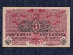 Osztrák-magyar 1 korona 1916 nagyon szép tartásban (id6515)