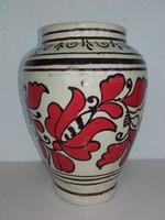 Korondi váza. 21 cm