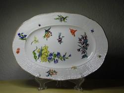 Fischer Emil porcelán tál Ó Herendi minőségben, hibátlan állapotban