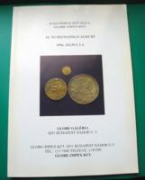 10. Numizmatikai Aukció - Aukciósház Kővágó L. - Globe-Impex Kft.- árverési katalógus