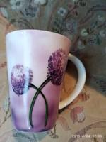 Mezei virágos teás césze