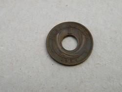 KK316 Kelet Afrika 1959 1 cent nagyon szép