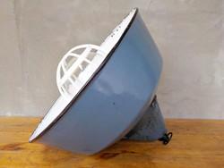 Szarvasi zománc burás ipari lámpa , mennyezeti lámpa