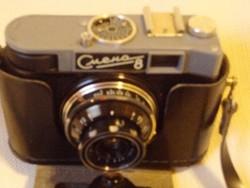 Smena 8 fényképezőgép