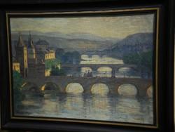 Stassa Kovacevic (1888-1945) : Prága