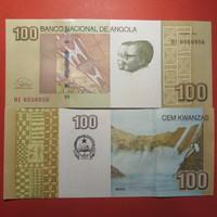 Angola 100 kwanzas 2012 UNC