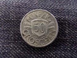 Ausztria - 50 Groschen 1947/id 7630/