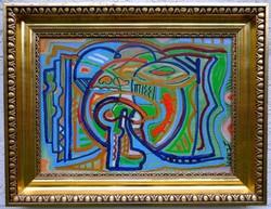 """Kozma István ( 1937-)  """" Kulcs mely mindent nyit """""""