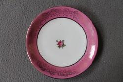 Korona jelzéses SPE Eisenberg porcelán tányér
