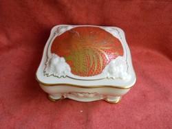 Thomas Ivory Bavaria porcelán bonbonier