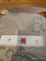 Régi szép tányér hollóházi