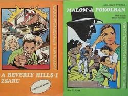 2 képregény A Beverly Hills-i zsaru / Malom a pokolban