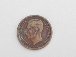 Románia 1930 10 Lei - Carol II