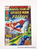 1978 ?  /  SPIDER-MAN AND FALCON  /  Külföldi KÉPREGÉNY Szs.:  9732