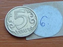 KAZAHSZTÁN 5 TENGE 2000  6.