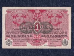 Osztrák-magyar 1 korona 1916/id 6545/