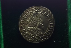 Gyűjteményes ezüst 3 Krajcár III. Ferdinánd 1643 Graz.