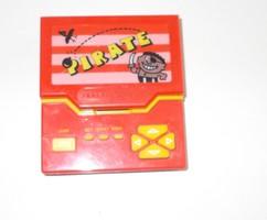 Pirate régi retro elektro quartz játék