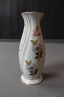 Jelzett porcelán váza