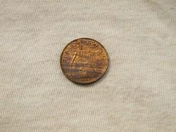 KK349 1932 farthing V. György király Anglia