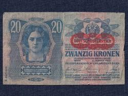 Osztrák-magyar 20 korona 1913/id 8257/