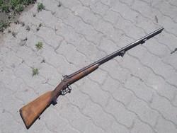 Duplacsövű csappantyús vadászpuska