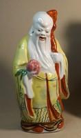 Kinai porcelán szerzetes  25 cm