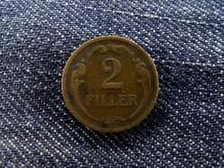 Ritka 2 fillér 1931/id 5202/