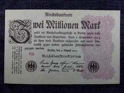 UNC 2 millió Márka 1923/id 4150/
