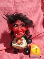 Az ördög itala vagy torokhűsítő a pokolban!