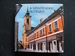 A szentendrei festészet ötven éve minikönyv