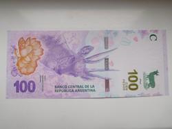 Argentina 100 pesos 2018 UNC  további bankjegyek a kínálatomban a galérián!