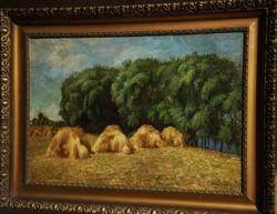 Vidovszky Béla (1883 – 1973) : Boglyák