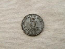KK370 1918A 5 pfennig Németország